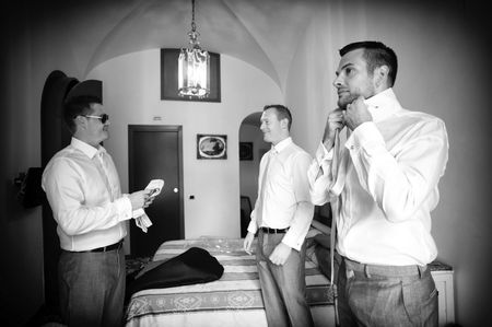 La camicia ideale per lo sposo
