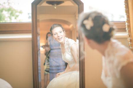 Prova dell'abito, con chi deve andare la sposa?