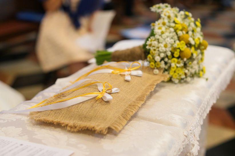 Matrimonio In Giallo E Bianco : Yellow is the color: tante idee e consigli per le vostre nozze in