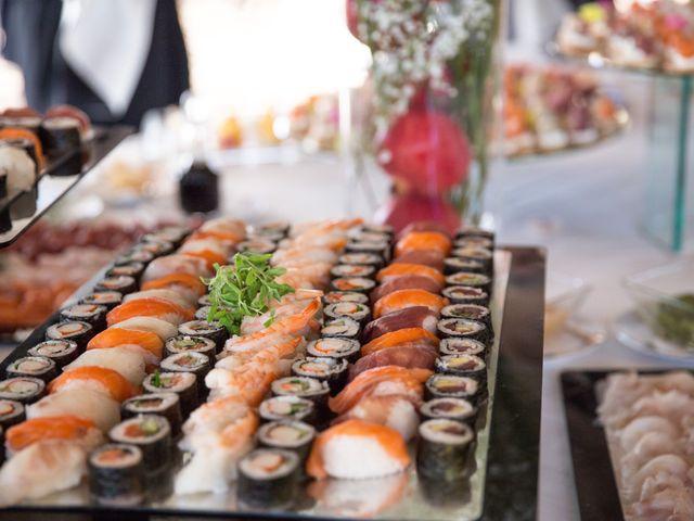 Idee per allestire un buffet di sushi per un matrimonio