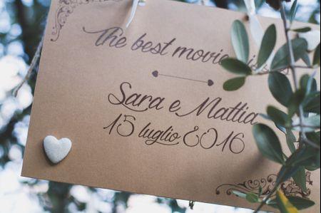 Il fascino della scrittura calligrafica per il vostro matrimonio