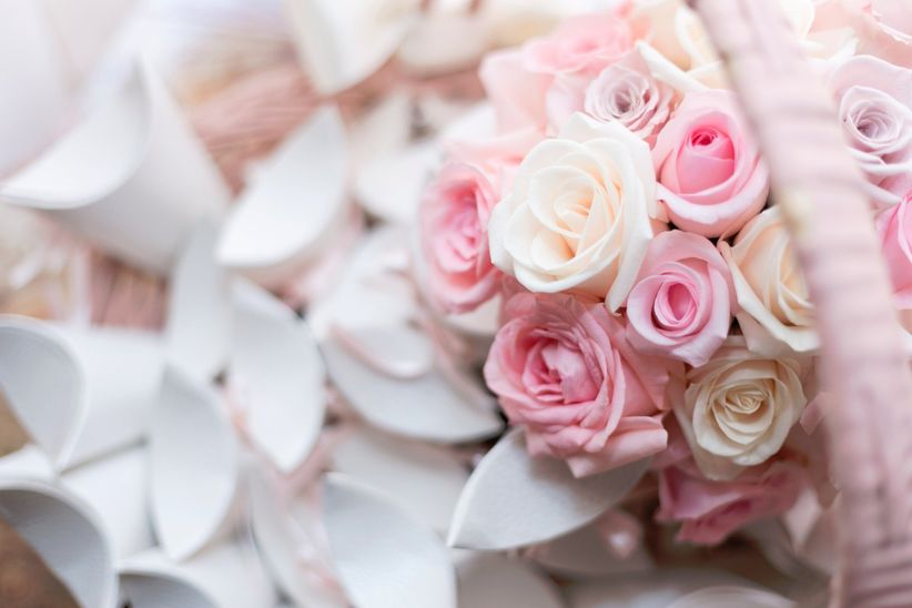 Matrimonio In Rosa Idee Per Delle Nozze In Gran Stile