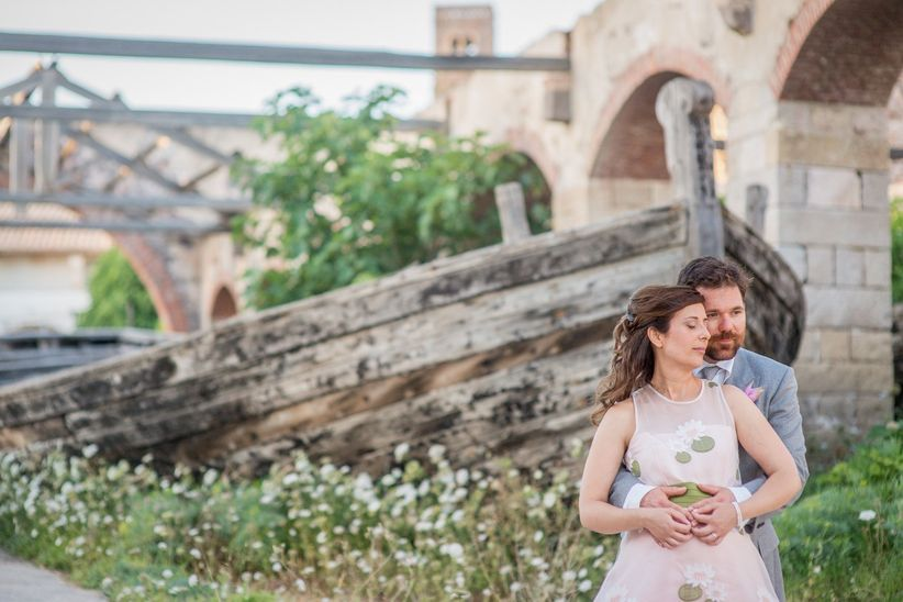 Matrimonio Tema Montagna : Matrimonio a tema il fascino delle margherite