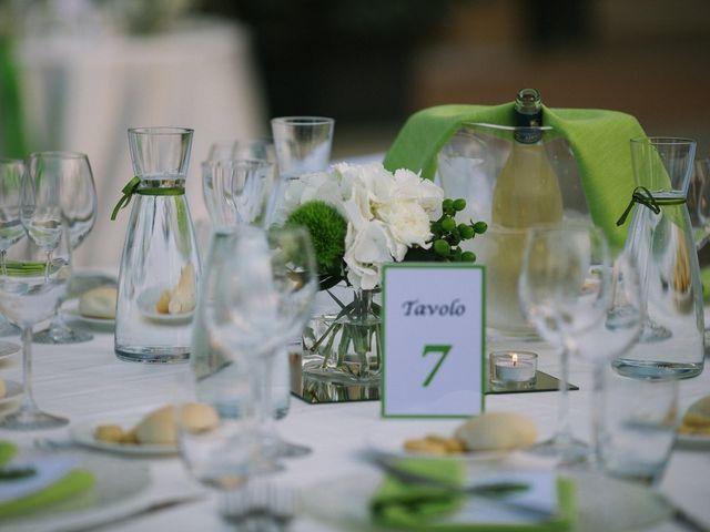 Colore dell'anno: come decorare le vostre nozze con il Greenery