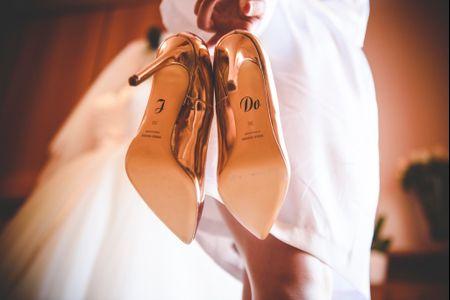 Scarpe da sposa: scegliete le vostre tra questi 100 modelli!