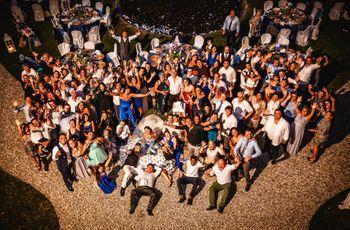 Video con i droni: le immagini sensazionali delle vostre nozze!