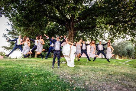 Idee di testo originali per la richiesta ai testimoni di nozze