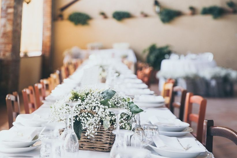 Centrotavola Matrimonio Rustico : Idee di centrotavola originali per un matrimonio rustico