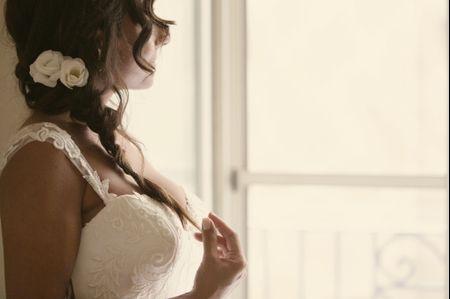 7 validi consigli per la prova dell'acconciatura da sposa