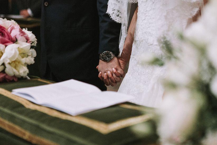 Certificato Matrimonio Simbolico : I diversi officianti del matrimonio