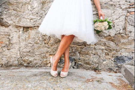 9 cose che nessuno vi dice sull'acquisto dell'abito da sposa