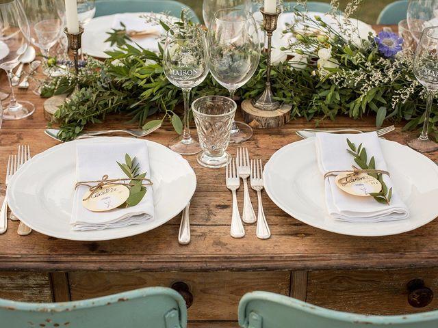 Decorazioni con l'ulivo: allestite le nozze in modo essenziale e raffinato!