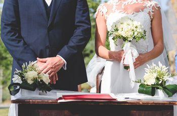 30 idee per decorare l'altare di nozze