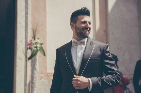 Sposo con barba e baffi: come sfoggiare un look perfetto il giorno delle nozze!