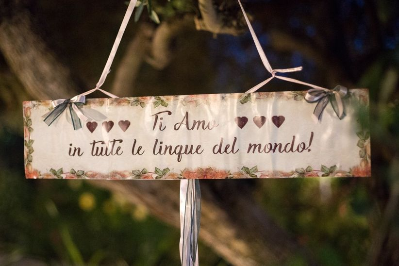Favorito 15 frasi d'amore per le vostre nozze TE99