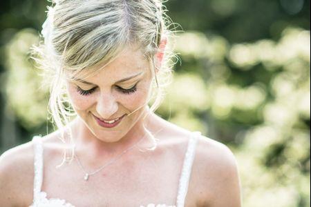Trucco sposa naturale: la scelta giusta per un look acqua e sapone