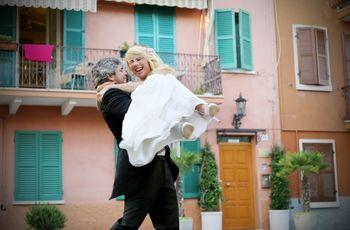 La tradizione di portare in braccio la sposa la notte di nozze: scoprite il perché!