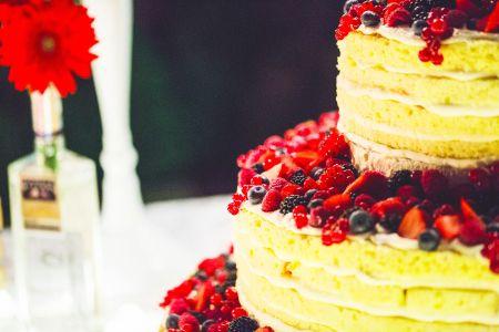 Come rendere originale senza eguali la vostra wedding cake