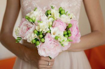 7 consigli per scegliere il bouquet da sposa