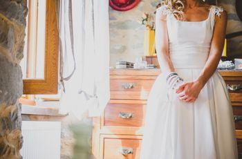Abiti da sposa semplici: i 50 modelli più belli