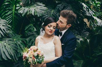 I 3 elementi immancabili per un romantico matrimonio dal sapore retrò