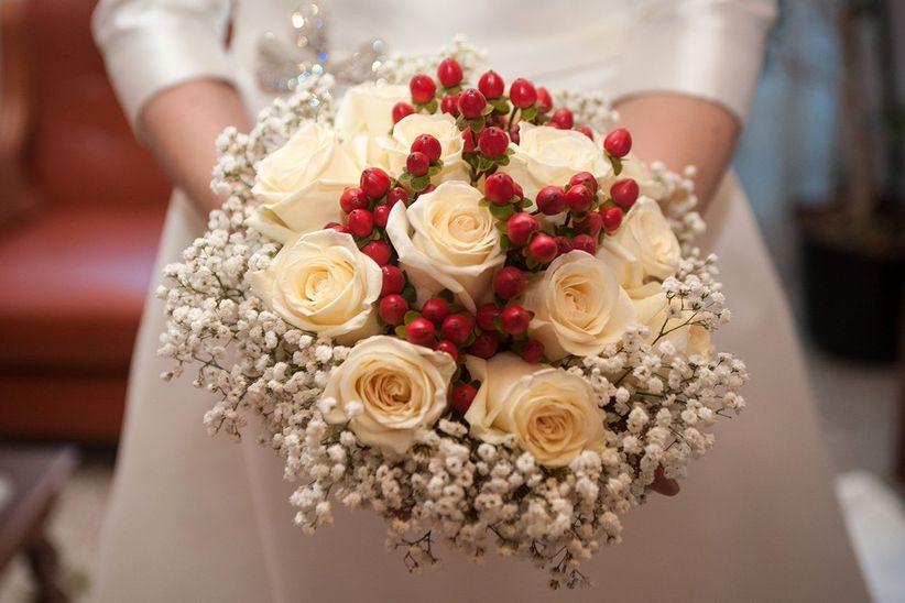 Bouquet Natalizio Matrimonio : Imperdibili bouquet per un matrimonio invernale