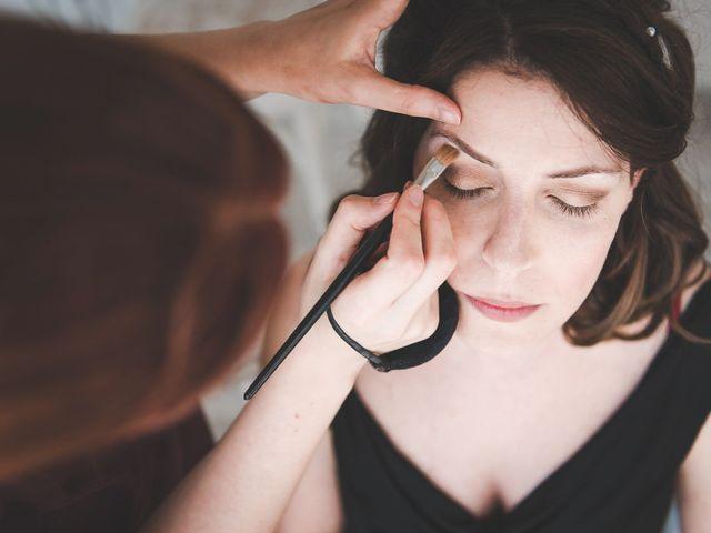Consigli di makeup per invitate ad un matrimonio serale