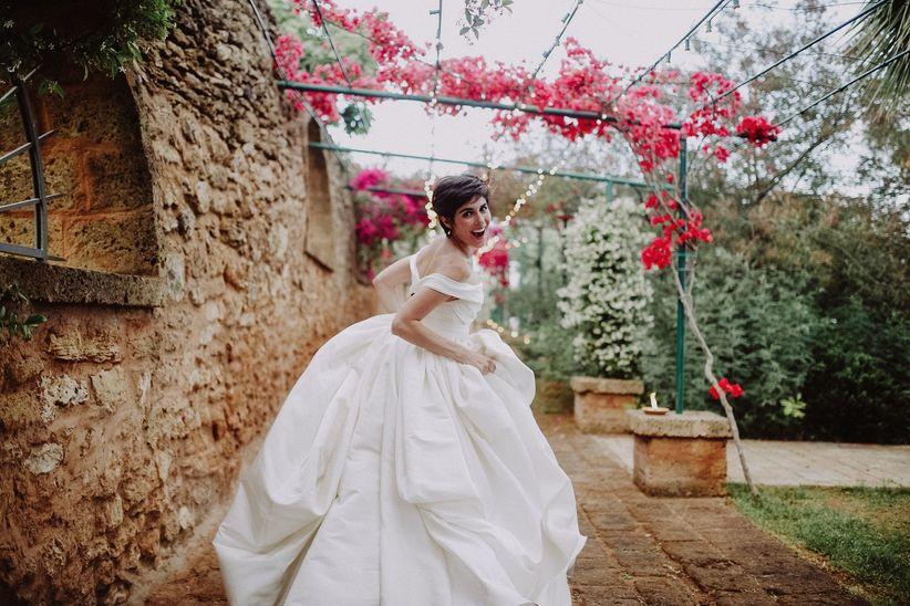 4713b569fea2 La scelta dell abito da sposa è forse il momento più bello dei preparativi  del matrimonio