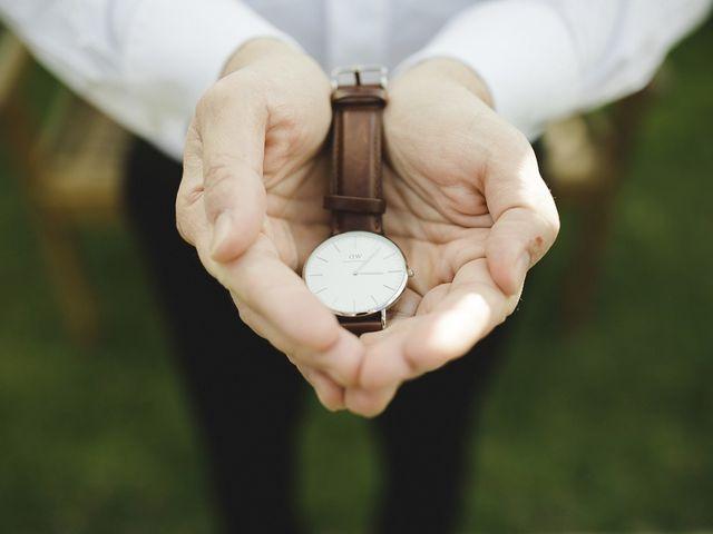 Orologi per lo sposo: 20 proposte che vi conquisteranno