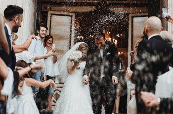 8 consigli per organizzare le nozze con grandi numeri