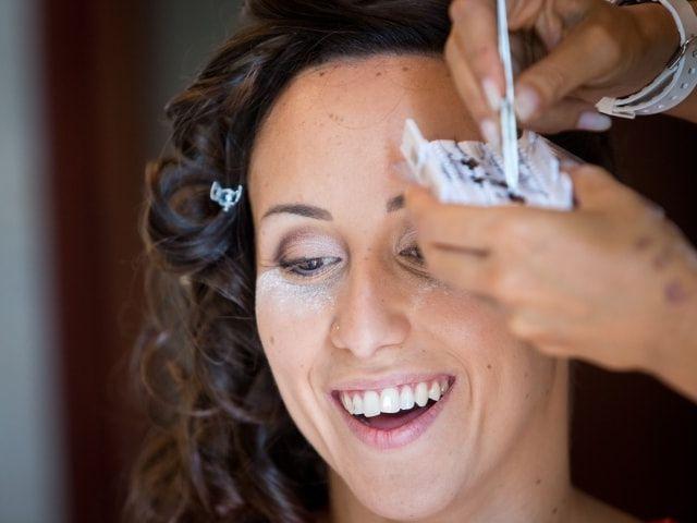 Come mascherare gli occhi gonfi il giorno del matrimonio