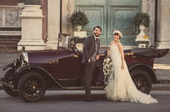 Once upon a time: un favoloso matrimonio a tema Disney