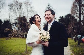 La ricetta segreta per organizzare un matrimonio d'inverno