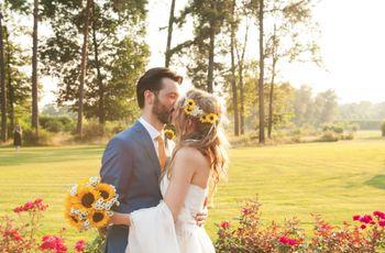 Matrimonio con girasoli: 43 idee da non farvi sfuggire!