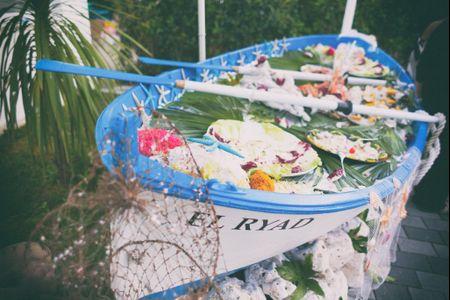 Banchetto di nozze a base di pesce: come strutturarlo in modo raffinato