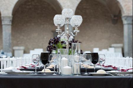 Matrimonio in nero: lo stile e l'eleganza fuori dal cliché