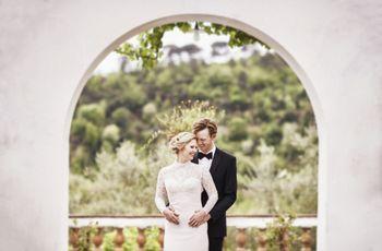 9 romantici propositi per le coppie che raggiungeranno l'altare