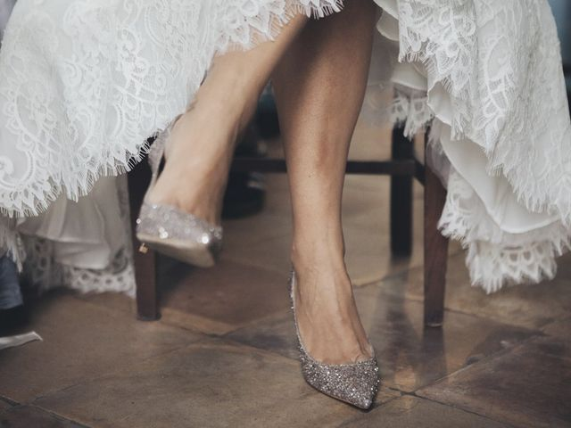 Tutti i tipi di tacchi per le scarpe da sposa: quale sarà il vostro?