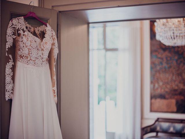 50 abiti da sposa in stile rendingote