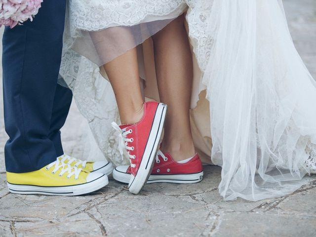 Nozze informali? Sposiamoci in Converse!