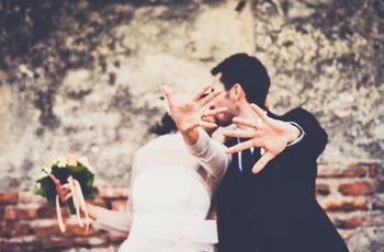 10 cose di cui non dovrete mai vergognarvi di fare il giorno delle nozze!