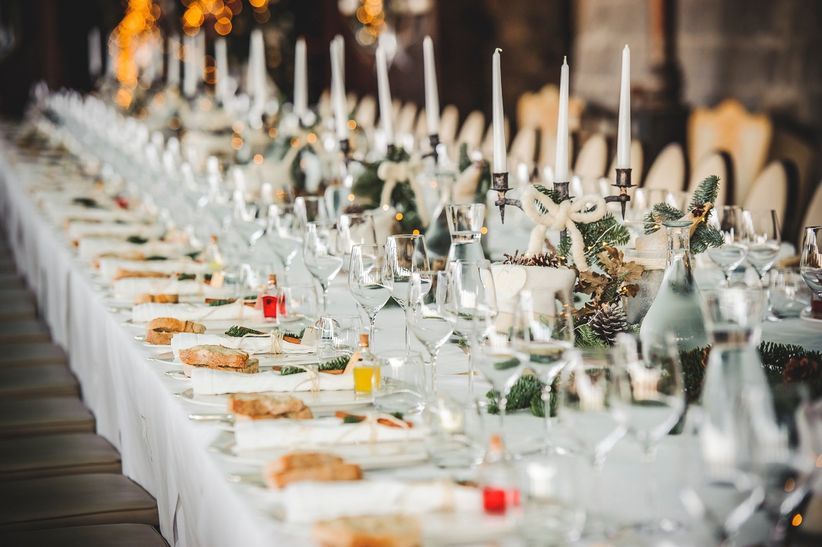 Segnaposto Matrimonio Invernale.10 Consigli Utili Per Strutturare Il Vostro Menu Di Nozze Invernale