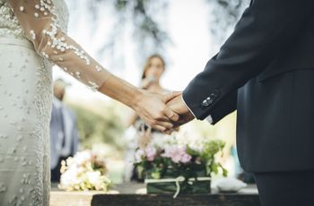 10 cose di cui non preoccuparsi per il giorno delle nozze