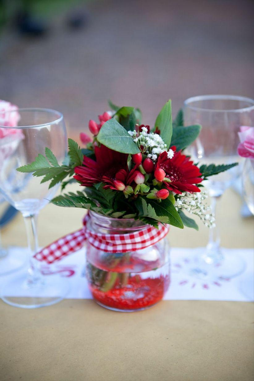 6 idee alternative per risparmiare sui fiori delle nozze
