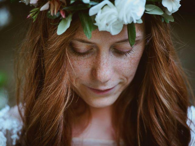 Make-up sposa rossa, il trucco si decide dai capelli!