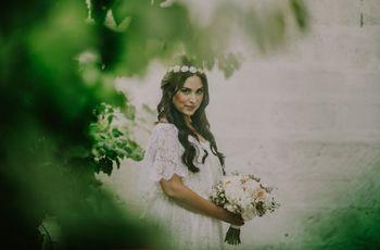 La guida per le spose timide: 6 consigli per godervi il giorno delle vostre nozze