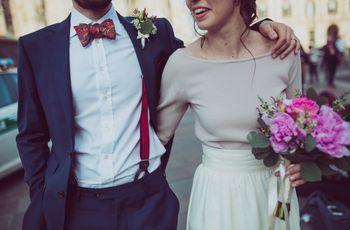 La boutonnière: l'elemento immancabile nel look dello sposo