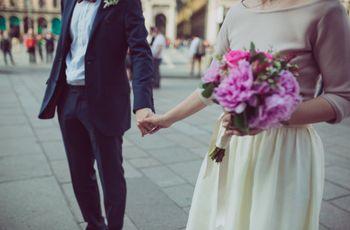 30 foto di coppia che non possono mancare nell'album di nozze