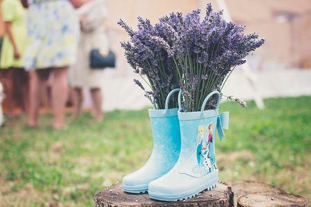 Matrimonio alla lavanda: come decorare le nozze con la pianta dal colore più amato dell'anno