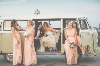 Come scegliere i testimoni di nozze?